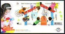 FDC E 640 Kinderzegels 2011