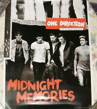 One Direction Midnight Memories 2013 Taiwan Promo Poster