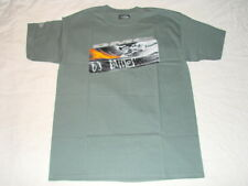 Technics DMC DJ Battles DJ Gray T-Shirt XXL 1200 New Short Sleeve
