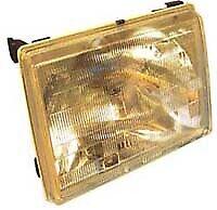 VOLVO 760 940 960 HEADLAMP headlight  W/ FOG LEFT 1392710 NEW CLEAR