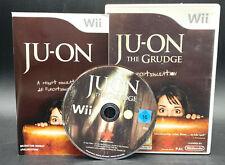 "Nintendo Wii juego ""Ju-on The Grudge"" completamente"