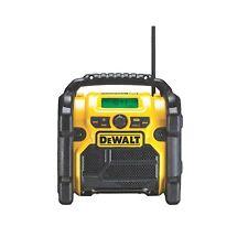 DeWALT DCR020 Akku- und Netz Radio / DAB+ Baustellenradio Lieferung ohne Akku!