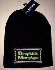 DROPKICK MURPHYS LOGO LICENSED BEANIE ROCK NEW! t-shirt punk celtic