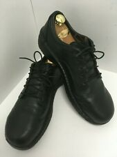 Red Wing 6703 Black Leather Static Dissipative Aluminum Toe Safety Shoes Sz 12B