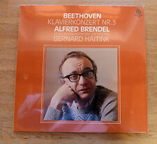 STILL SEALED beethoven piano concerto 3 BRENDEL HAITINK LP Orbis 304303