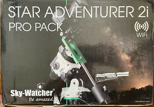 Sky Watcher Star Adventurer 2i Pro Pack