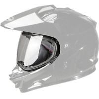 Gmax GM11 Replacement Single Lens Face Shield For Dual Sport Helmet