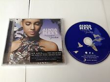 ALICIA KEYS Element Of Freedom CD 14 Track  EUROPEAN Sony 2009