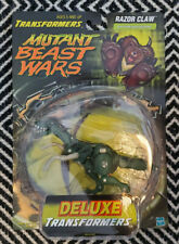 Transformers Mutant Beast Wars Deluxe 1999 Razer Claw NEW SEALED