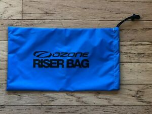 Ozone Paraglider Riser Bag - Riser Sack for all Ozone Paragliders, Power Gliders