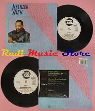 LP 45 7'' ALEXANDER O'NEAL What can i say to make you love me 1988 no cd mc dvd