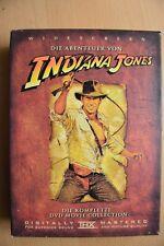 Die Abenteuer von Indiana Jones - Die komplette DVD Movie Collection (2004) [15]
