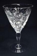 Art Nouveau Antique Original Engraved Glass
