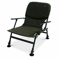 ABODE® Easy-Arm™ Carp Fishing Seat Camping Folding Chair