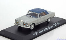 1:43 Greenlight Mercedes 280 SE from the movie Hangover mit Figur