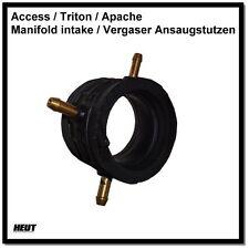 Triton Access original Vergaser Ansaugstutzen Triton Reactor / Sumo 450 NEU