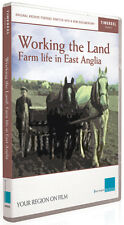 DVD:WORKING THE LAND - VARIOUS ARTISTS - NEW Region 2 UK