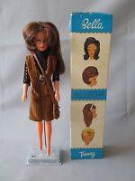 AF546 POUPEE MANNEQUIN BELLA TRESSY JEU ENFANT TRESSE 32 cm MAGIQUE BON ETAT