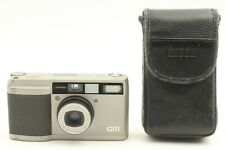 【EXC+4】 Ricoh GR1 35mm Point & Shoot 28mm f/2.8 Camera Silver from JAPAN T040