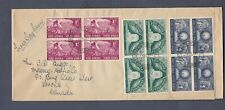 1949 South Africa Voortrekker Monument Stamps First Day Cover