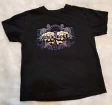 Authentic Old Navy Boy's Rock & Roll T-Shirt ▪Black ▪Size XS ▪FREE Shipping!