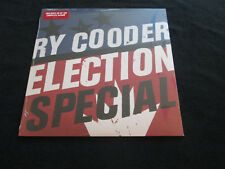 Vinyl LP + CD Ry Cooder –  Election Special / new / sealed