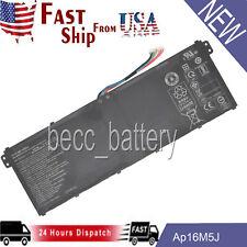 New AP16M5J Laptop Battery for Acer Aspire 3 A314-31 A315-21 A315-51 ES1-523