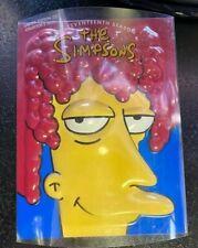 The Simpsons: Season 17 DVD (LIMITED EDITION VERY RARE / MOLDED HEAD)