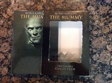 The Mummy: The Legacy Collection (DVD, 2004, 2-Disc Set)Authentic US Release
