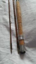 JJS WALKER BRAMPTON  3 PIECE 9FT FLY ROD VERY RARE/VINTAGE AMAZING CONDITION