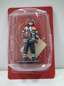 Del Prado 1/32 Figure Fireman Firedress - Liege - Belgium - 2013 BOM174