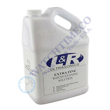L&R Extra Fine Watch Cleaning Solution - 1 Gallon
