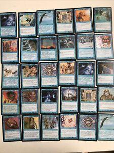 1990s  MTG Magic the Gathering job lot of 30 Cards
