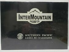 New! Slightly Blemished Box. AC-12 4-8-8-2 Cab Forward w/Sound Southern Pacific
