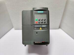 Siemens Micromaster 440, Frequenzumrichter, 6SE6440-2AD24-0BA1, 4 KW, gebraucht