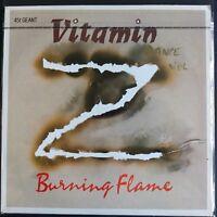 "Vitamin Z – Burning Flame (Vinyl, 12"", Maxi 45 Tours)"