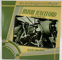 Jimmie Lunceford & His Orchestra LP Record Big Band Bounce & Boogie Strictly VG+