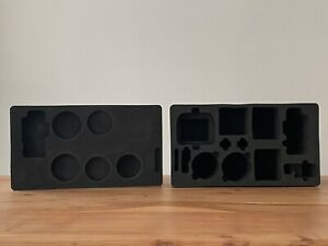 Custom Leica S Foam Insert for HPRC 2550W Or Peli 1510- Custom Water cut Inserts