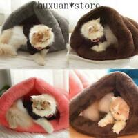 Cat Bed Dog Bed Pet Cave Christmas Tree Cats Small Comfy puppies Cute dogs T4Q7