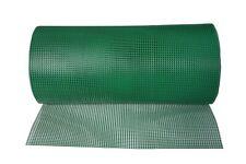 Green Plastic Mesh 5mm x 5mm Fencing Garden Animals Fence Flowerbeds Border Net