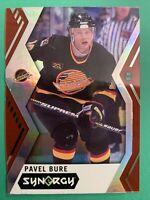 2017-18 Upper Deck Synergy Legend #44 Pavel Bure Vancouver Canucks