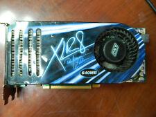 PNY Nvidia GeForce 8800 GTS PCI-e Video Card VCG88GTSXPB S-Video DVI