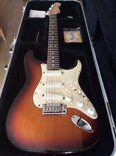 Fender American Stratocaster Plus Sunburst Guitar