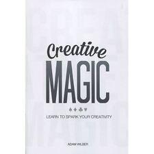 Magic Tricks | Creative Magic by Adam Wilber