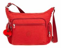 kipling Eyes Wide Open Gabbie Large Shoulderbag Active Red Rot