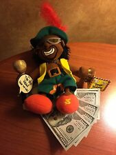 ☀RARE Trash Talkers Doll JDK Products 2002 PIMP DADDY☀2nd Edition☀