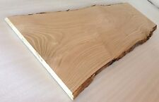 Castaño toda la placa en vivo/waney Natural Borde De Madera De Carpintería Woodcraft
