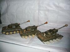 Remco light Bulldog tanks 60's