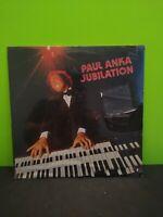 Paul Anka Jubilation LP Record Album Vinyl SEALED