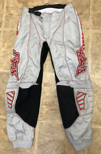 Fox Motocross 180 Padded Pants BMX Racing Womens 9/10